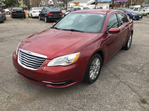 2014 Chrysler 200 for sale at Payless Auto Sales LLC in Cleveland OH