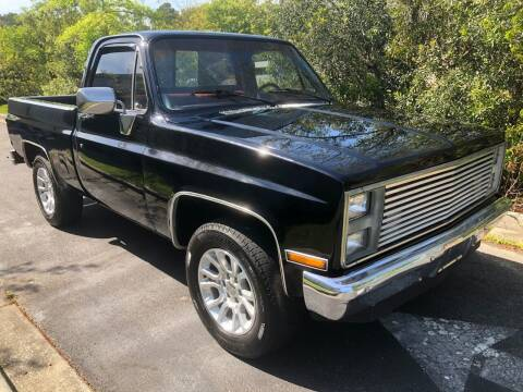 1987 Chevrolet R/V 10 Series for sale at Muscle Cars USA 1 in Murrells Inlet SC