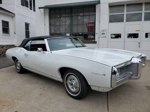 1969 Pontiac Custom S for sale at Carroll Street Auto in Manchester NH