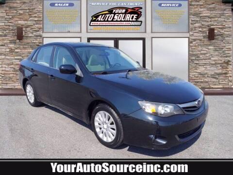 2010 Subaru Impreza for sale at Your Auto Source in York PA