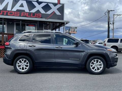 2015 Jeep Cherokee for sale at Ralph Sells Cars at Maxx Autos Plus Tacoma in Tacoma WA
