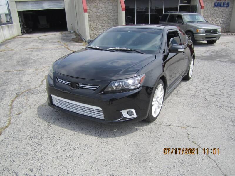 2012 Scion tC for sale at Competition Auto Sales in Tulsa OK