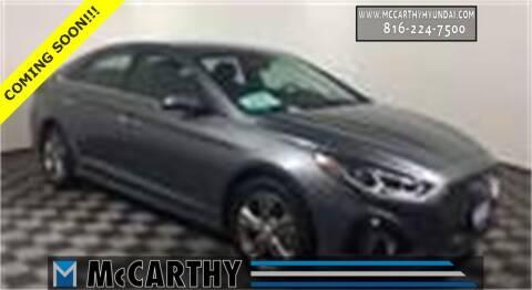 2019 Hyundai Sonata for sale at Mr. KC Cars - McCarthy Hyundai in Blue Springs MO