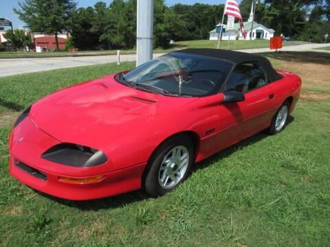 1994 Chevrolet Camaro for sale at Dallas Auto Mart in Dallas GA