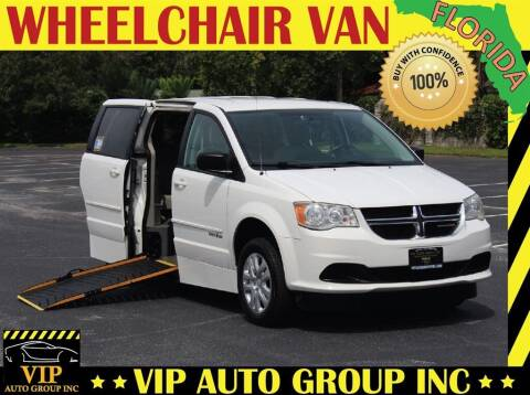 2013 Dodge Grand Caravan for sale at VIP Auto Group in Clearwater FL