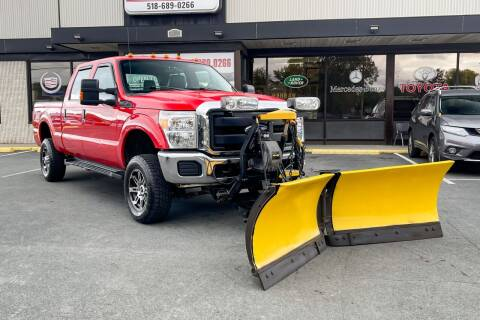 2016 Ford F-250 Super Duty for sale at Michael's Auto Plaza Latham in Latham NY