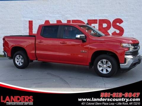 2020 Chevrolet Silverado 1500 for sale at The Car Guy powered by Landers CDJR in Little Rock AR