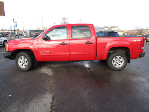 2010 GMC Sierra 1500 for sale at Power Edge Motorsports- Millers Economy Auto in Redmond OR