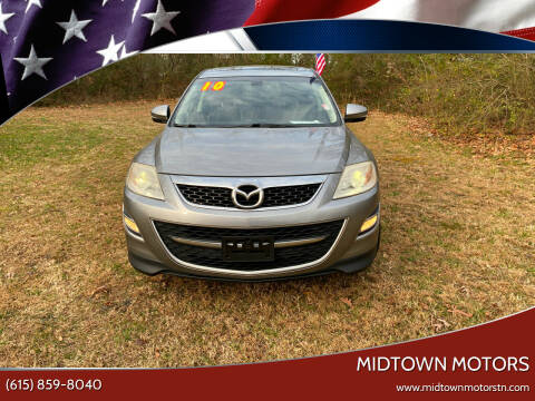 2010 Mazda CX-9 for sale at Midtown Motors in Greenbrier TN