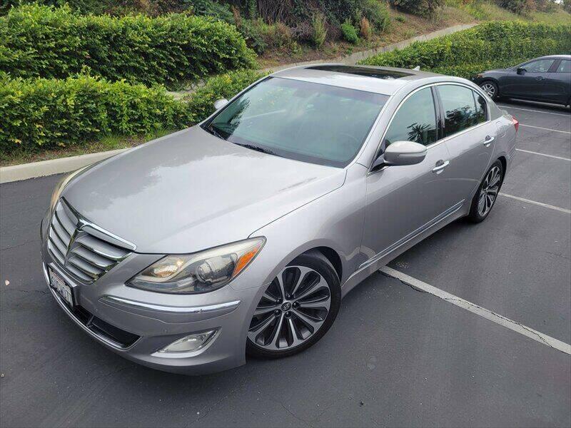 2012 Hyundai Genesis for sale at Auto Advantage in Escondido CA
