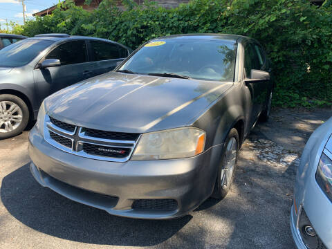 2012 Dodge Avenger for sale at Limited Auto Sales Inc. in Nashville TN