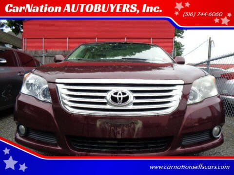 2008 Toyota Avalon for sale at CarNation AUTOBUYERS, Inc. in Rockville Centre NY