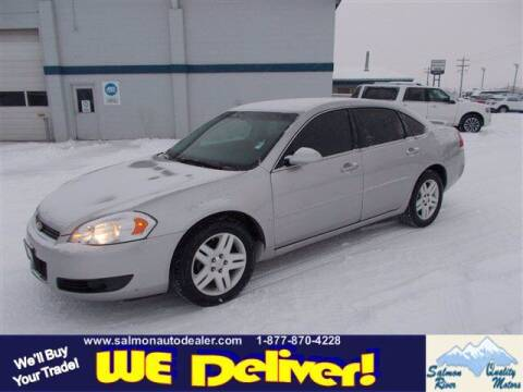 2007 Chevrolet Impala for sale at QUALITY MOTORS in Salmon ID