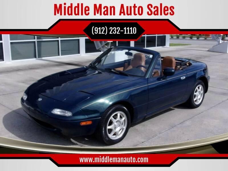 1995 Mazda MX-5 Miata for sale at Middle Man Auto Sales in Savannah GA