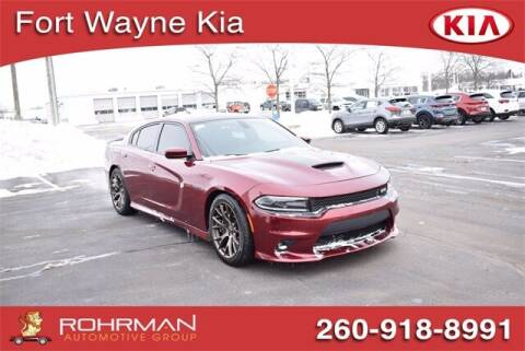 2018 Dodge Charger for sale at BOB ROHRMAN FORT WAYNE TOYOTA in Fort Wayne IN