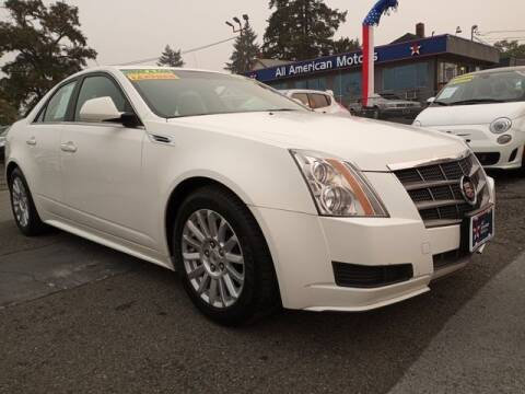 2010 Cadillac CTS for sale at All American Motors in Tacoma WA
