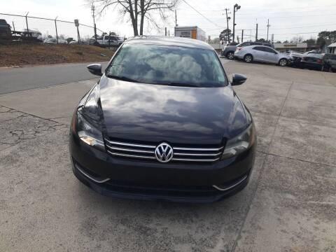 2012 Volkswagen Passat for sale at Star Car in Woodstock GA