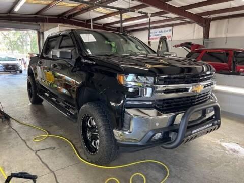 2021 Chevrolet Silverado 1500 for sale at Allen Turner Hyundai in Pensacola FL