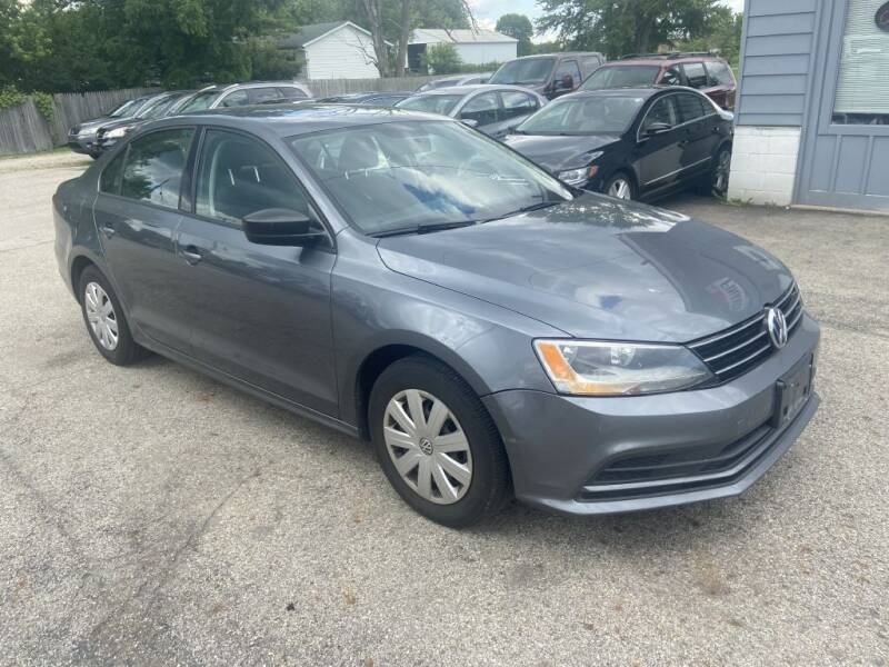 2015 Volkswagen Jetta for sale at Stiener Automotive Group in Galloway OH
