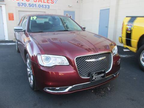 2019 Chrysler 300 for sale at Small Town Auto Sales in Hazleton PA