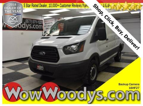 2016 Ford Transit Cargo for sale at WOODY'S AUTOMOTIVE GROUP in Chillicothe MO