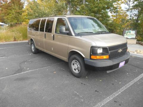 2008 Chevrolet Express Passenger for sale at AUTOTRUST in Boise ID