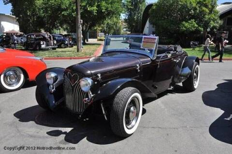 1932 Ford Cabriolet  for sale at Haggle Me Classics in Hobart IN
