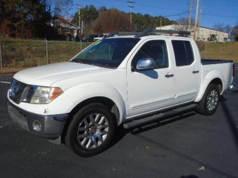2010 Nissan Frontier for sale at Atlanta Auto Max in Norcross GA