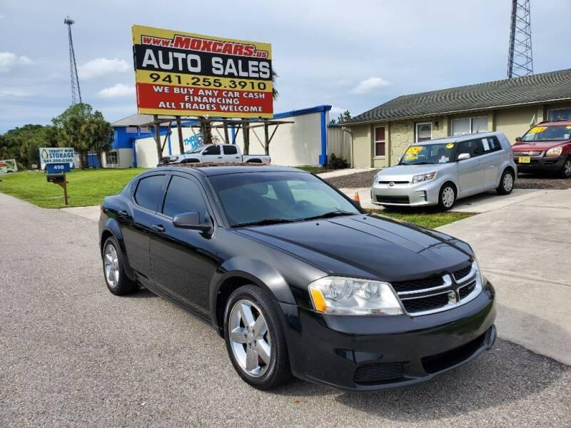 2013 Dodge Avenger for sale at Mox Motors in Port Charlotte FL