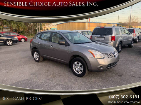 2010 Nissan Rogue for sale at Sensible Choice Auto Sales, Inc. in Longwood FL