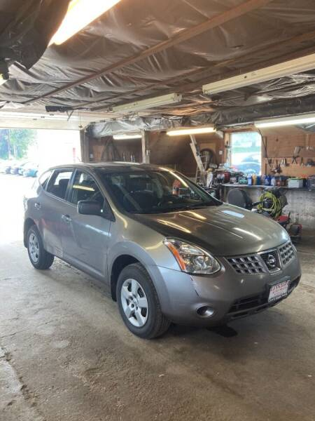 2009 Nissan Rogue for sale at Lavictoire Auto Sales in West Rutland VT
