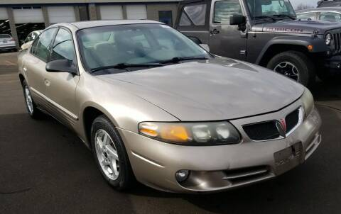 2004 Pontiac Bonneville for sale at Angelo's Auto Sales in Lowellville OH
