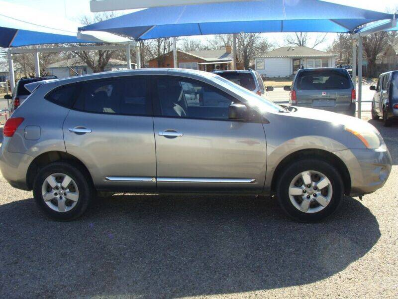 2011 Nissan Rogue for sale at Chuck Spaugh Auto Sales in Lubbock TX