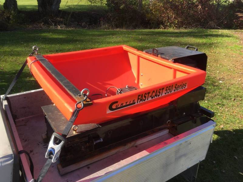 Curtis  Fast Cast 550  for sale at Jim's Golf Cars & Utility Vehicles - Reedsville Lot in Reedsville WI