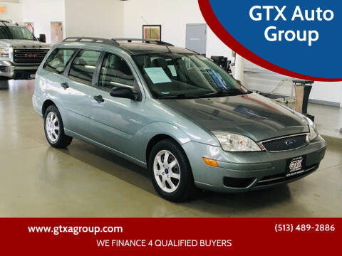 2005 Ford Focus for sale at GTX Auto Group in West Chester OH