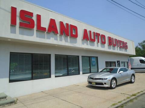 2014 Chevrolet Camaro for sale at Island Auto Buyers in West Babylon NY