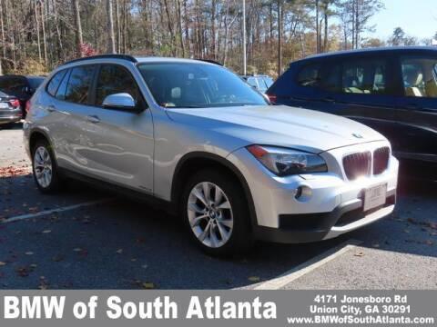 2014 BMW X1 for sale at Carol Benner @ BMW of South Atlanta in Union City GA
