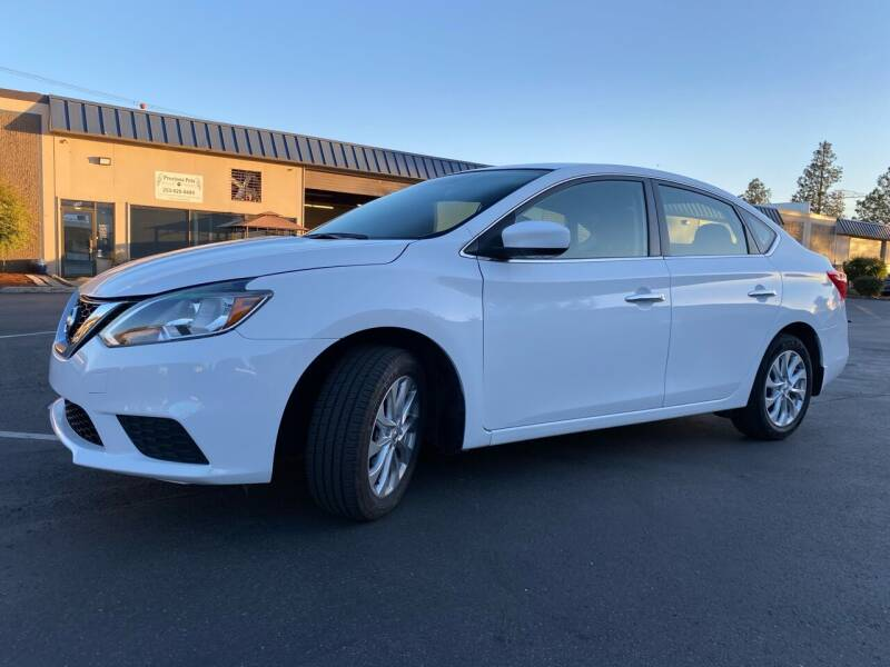2017 Nissan Sentra for sale at Exelon Auto Sales in Auburn WA