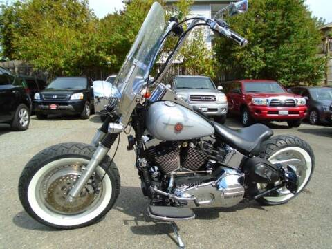 2002 Harley-Davidson FLSTF Fat Boy for sale at Carsmart in Seattle WA