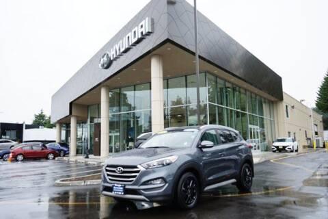 2017 Hyundai Tucson for sale at Jeremy Sells Hyundai in Edmunds WA