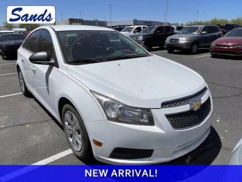 2012 Chevrolet Cruze for sale at Sands Chevrolet in Surprise AZ