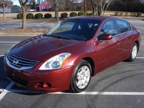 2011 Nissan Altima for sale at Uniworld Auto Sales LLC. in Greensboro NC