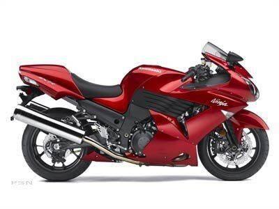 2010 Kawasaki Ninja® ZX™-14