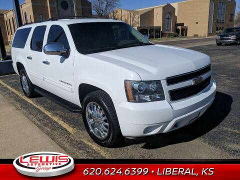 2012 Chevrolet Suburban for sale at Lewis Chevrolet Buick Cadillac of Liberal in Liberal KS
