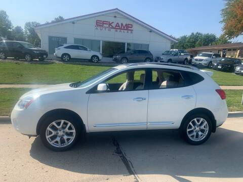 2012 Nissan Rogue for sale at Efkamp Auto Sales LLC in Des Moines IA