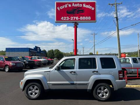 2012 Jeep Liberty for sale at Ford's Auto Sales in Kingsport TN