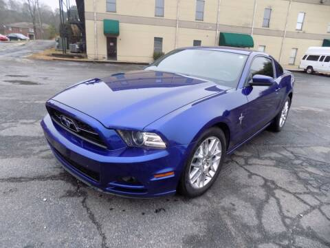 2013 Ford Mustang for sale at S.S. Motors LLC in Dallas GA