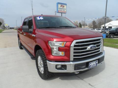 2016 Ford F-150 for sale at America Auto Inc in South Sioux City NE