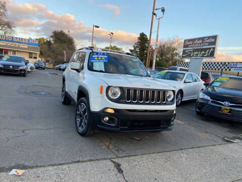 2015 Jeep Renegade for sale at Save Auto Sales in Sacramento CA
