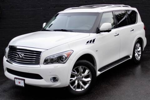 2014 Infiniti QX80 for sale at Kings Point Auto in Great Neck NY